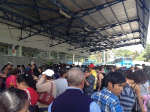 Costa Rican immigration